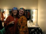 Alyssa and Ashley